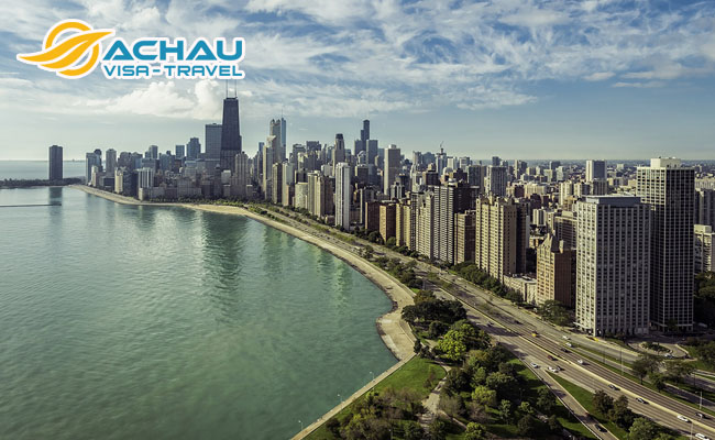 chicago thanh pho du lich noi tieng nuoc my 1