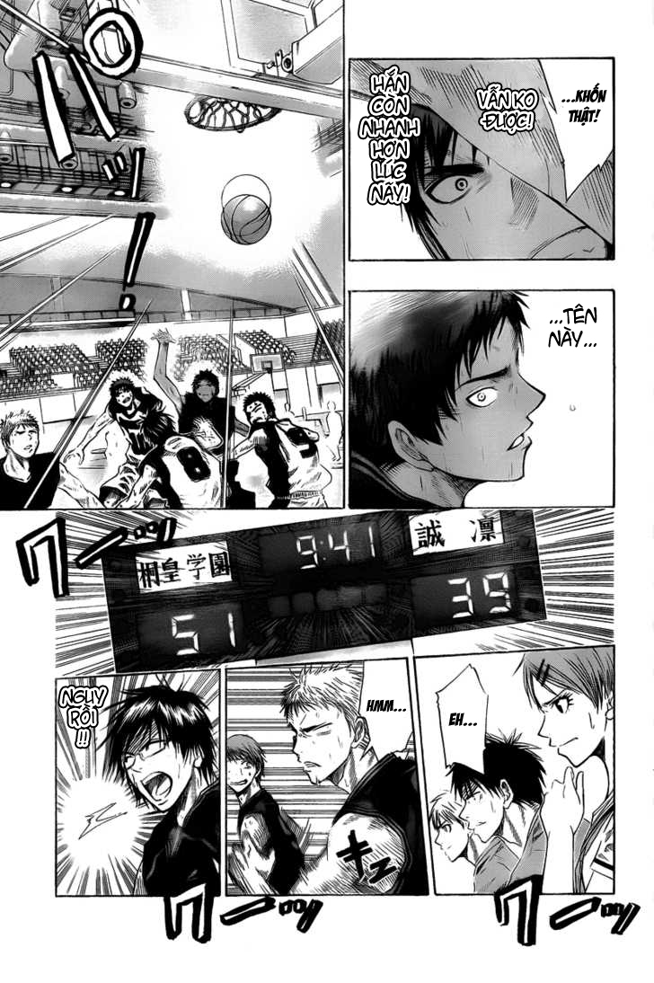 Kuroko No Basket chap 048 trang 11