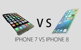 Apple dikabarkan akan meluncurkan iPhone  Perbedaan Lengkap iPhone viii dan iPhone 7