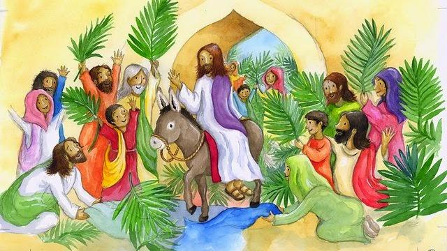 اوصنا لابن داود مبارك الاتى باسم الرب