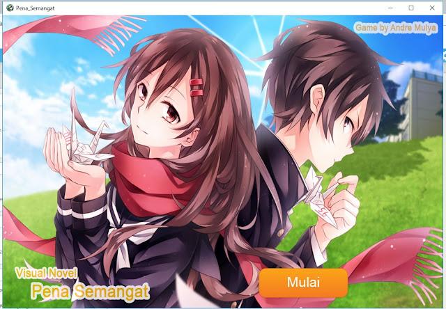 Visual Novel Pena Semangat
