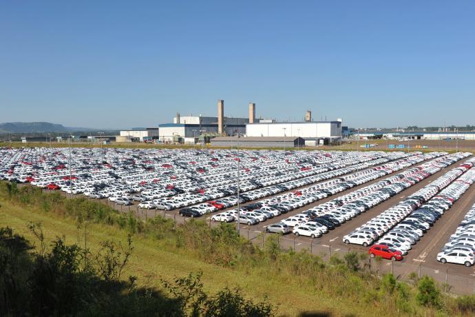 Planos envolvem o lançamento de novo modelo de automóvel da GM fabricado no Estado. Foto: Mauro Schaefer / CP Memória