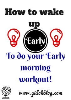 Morning workout, Morning exercise, Keeping fit, health benefits.
