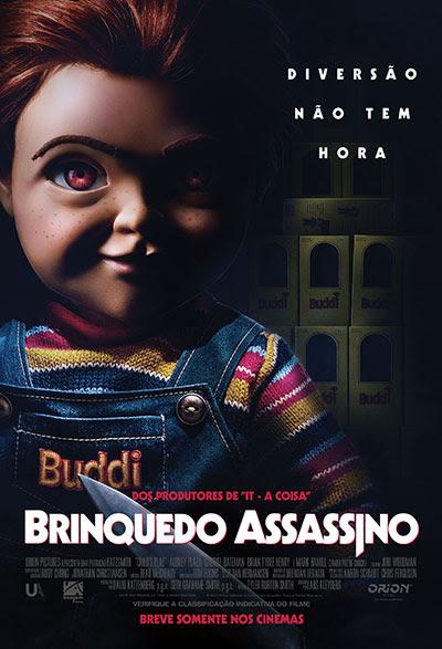 É HORA DE BRINCAR! Novo trailer de Brinquedo Assassino