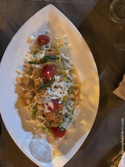 Cenar en Trento Italia viaje blog