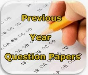 GPSC LAST 10 YEARS QUESTIONS PAPERS