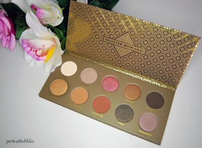 Cocoa Blend Palette - Zoeva