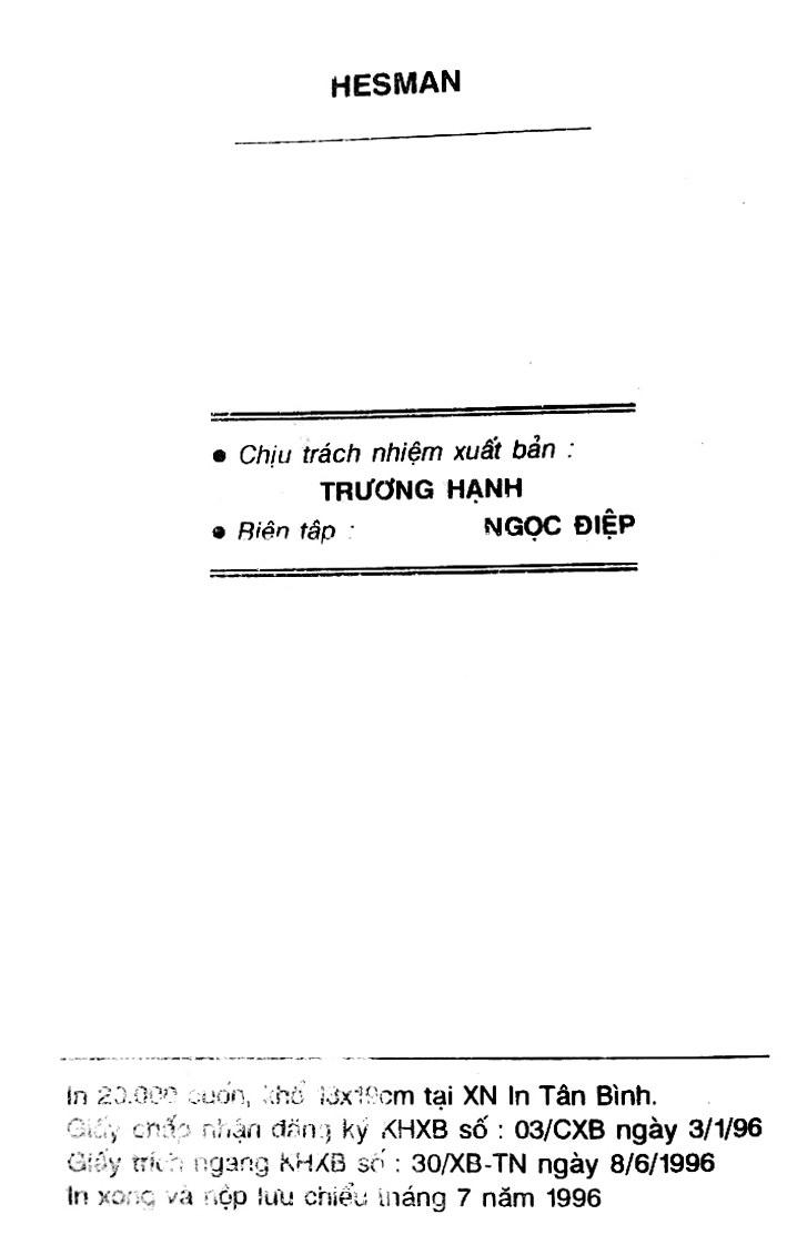 Dũng Sĩ Hesman tập 121 - chạy trốn tử thần trang 71