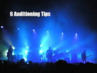 6 Auditioning Tips