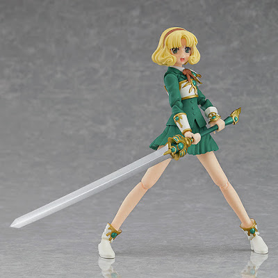 "figma Fu Hououji de ""Magic Knight Rayearth"" - Max Factory"