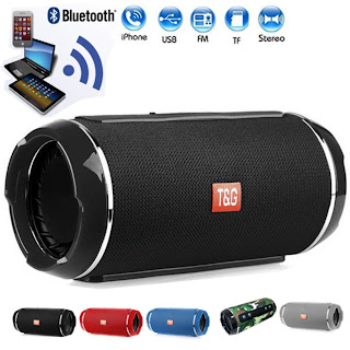 ALTOPARLANTE BLUETOOTH T&G