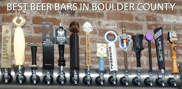 Best Beer Bars in Boulder County Colorado