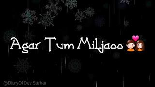 Agar Tum Mil Jao Whatsapp Status Love Video