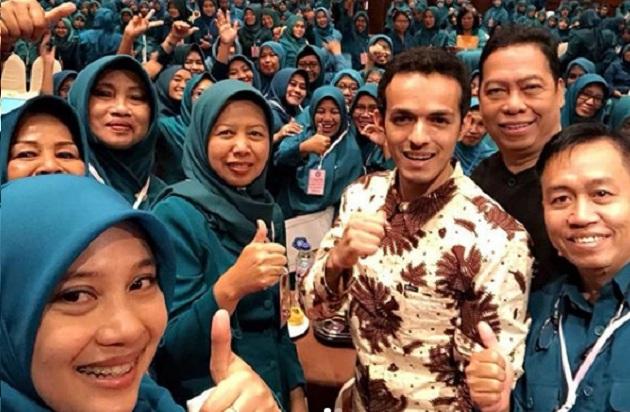 Foto & Profil Dr Gamal Albinsai Beserta Alamat Twitter Dan Instagram