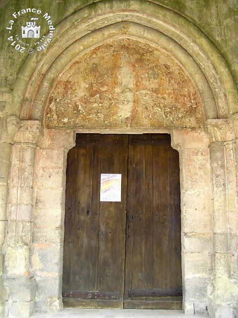 JALONS (51) - Eglise Saint-Ephrem (XIIe-XVIe siècles)