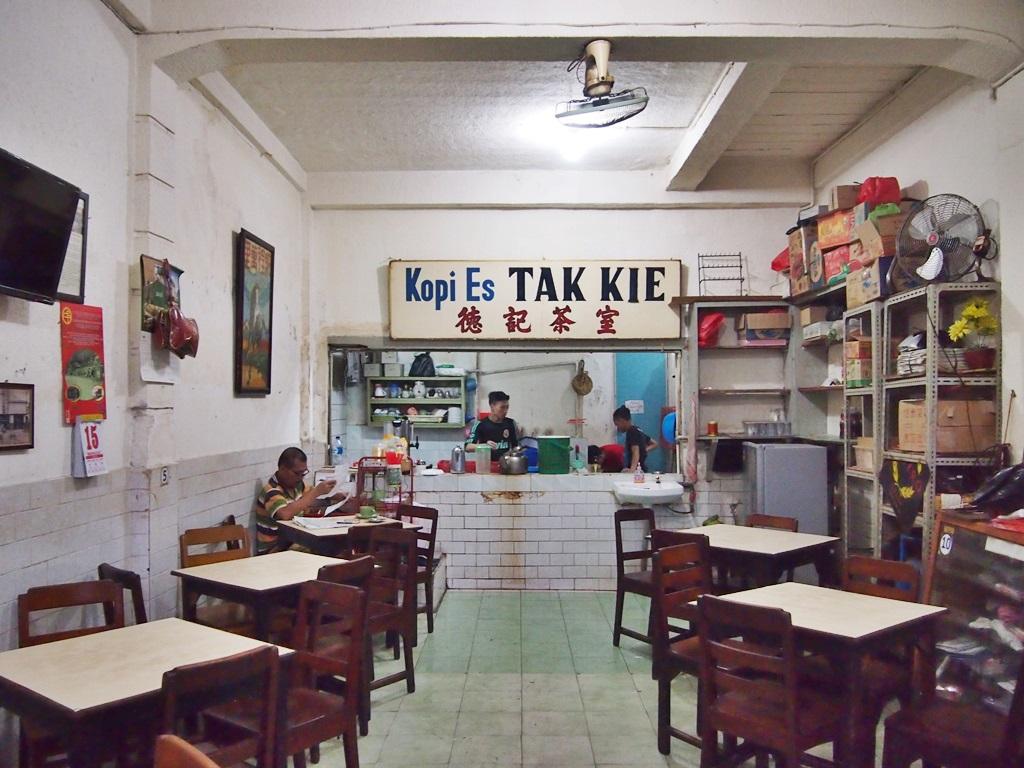 Kopi Es Tak Kie - kuliner legendaris Jakarta