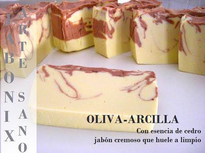 aceite de oliva en jabonix