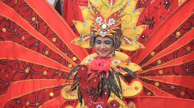 Kemeriahan Garut Intan Carnival 2016