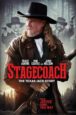 Stagecoach: The Texas Jack Story [2016] [DVDR] [NTSC] [Custom HD] [Subtitulado]