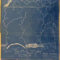 A map of the Occom Trenches.