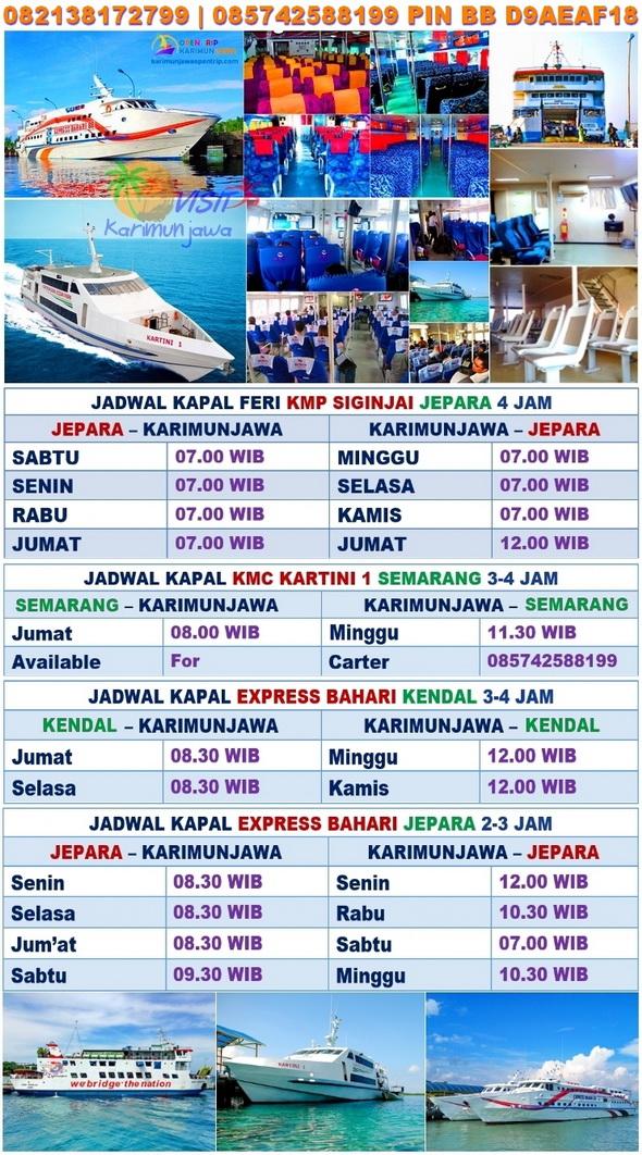 Harga Paket Wisata Karimunjawa Murah 400rb An 2019