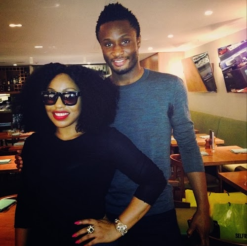 rita dominic mikel obi london