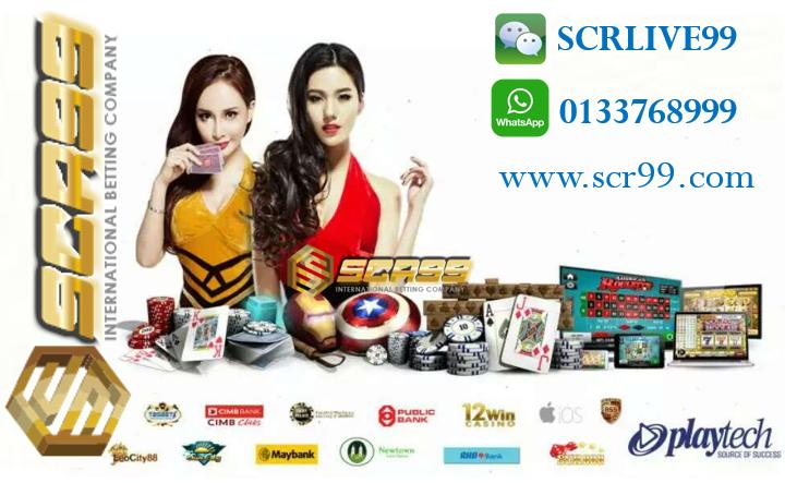 Singapore Online Casino Scr99 No Deposit Bonus