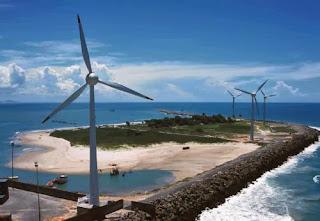 Fontes de energia elétrica: Renováveis e não Renováveis