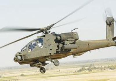 Exército israelense está investigando queda do Apache