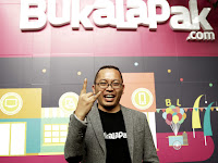 "Saran Bos Bukalapak Ke Presiden Jokowi: ""Benahi Pendidikan"""