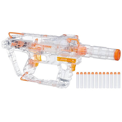 mẫu súng Nerf Modulus tháo lắp