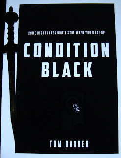 Portada del libro Condition Black, de Tom Barber