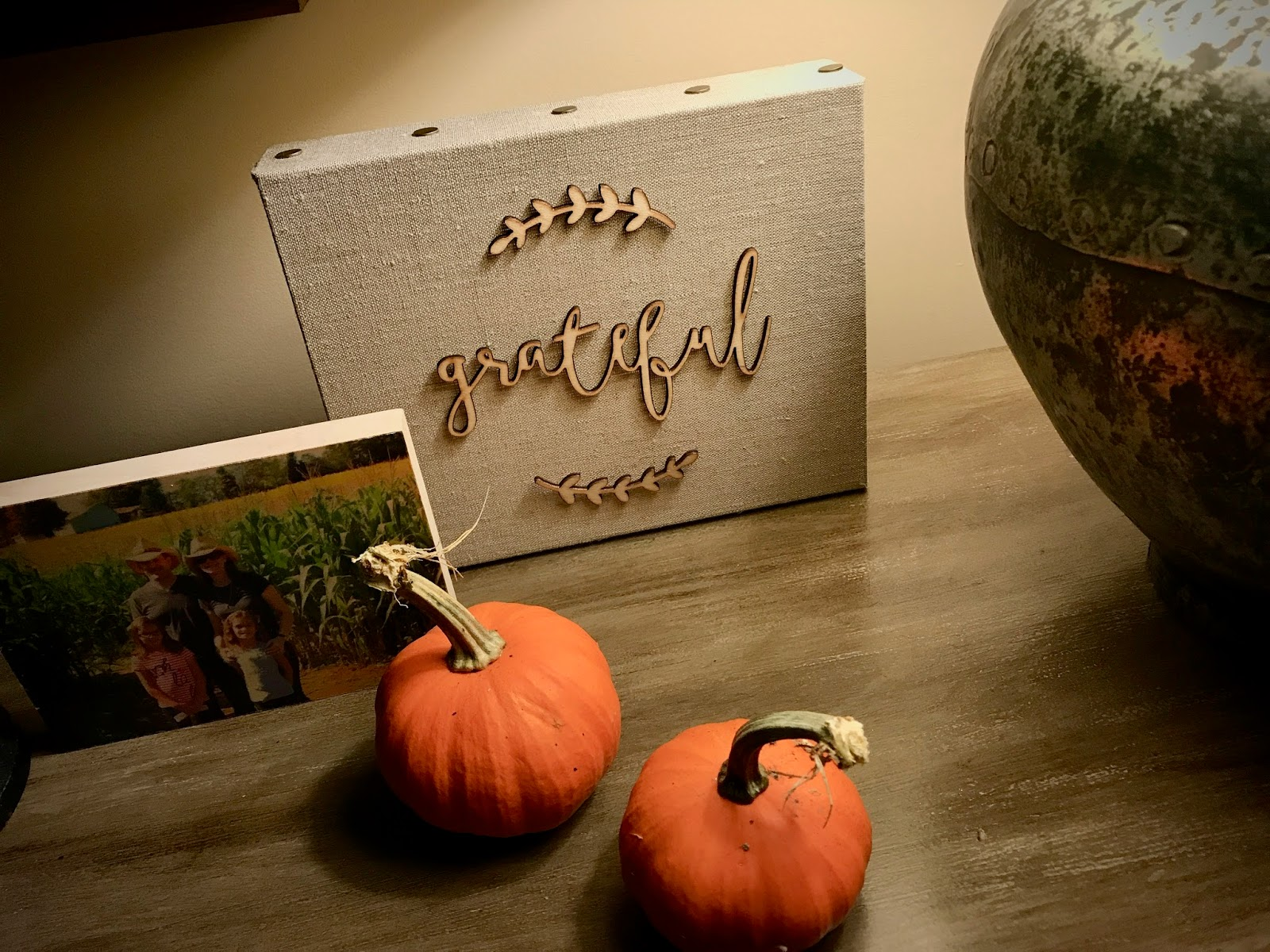Decorating With Laser Cut Words