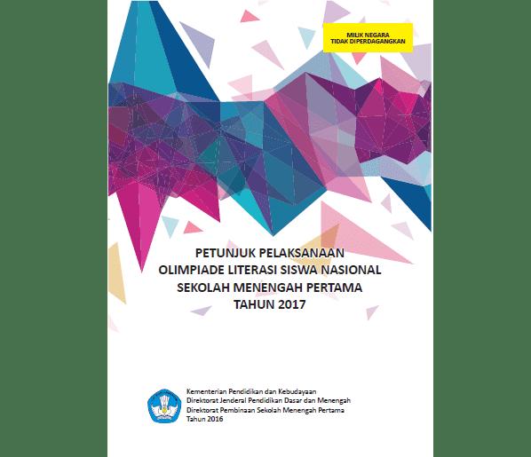 Petunjuk Pelaksanaan OLSN SMP 2017