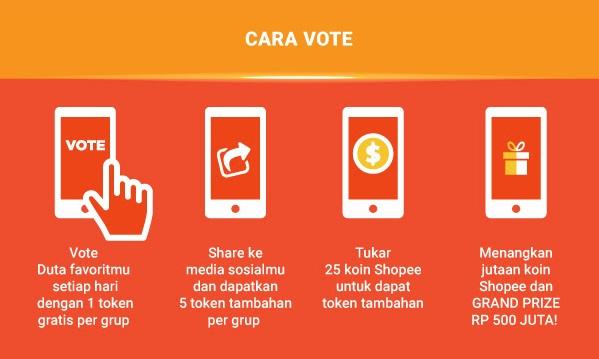 Terbaru, Cara Vote LIDA Di Shopee (Liga Dangdut Indonesia 2019) Indosiar