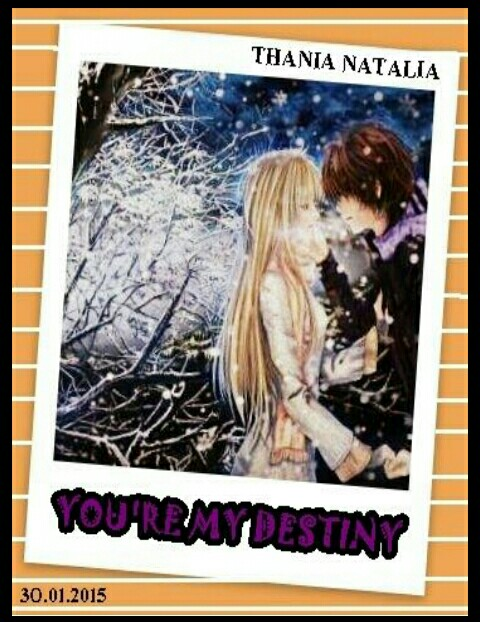 Thania Natalia - Youre My Destiny