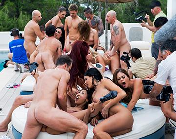best of orgies