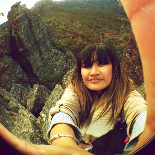 Katoomba Ruined Castle Iphone Fisheye Lenes