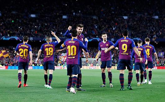 Hoy Barcelona-Real Sociedad Primer paso hacia el título
