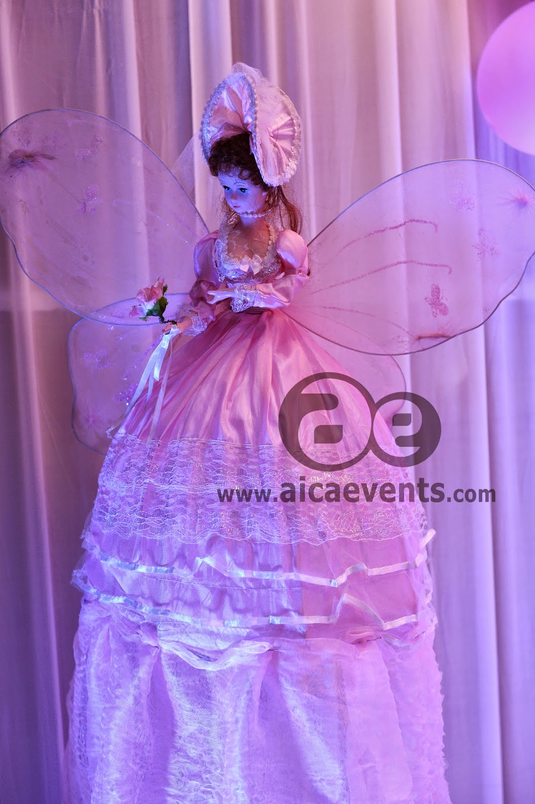 Aicaevents Barbie Theme Decorations By Aica Events