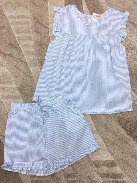 Bộ đồ short mặc nhà đẹp giá rẻ tại bình dương