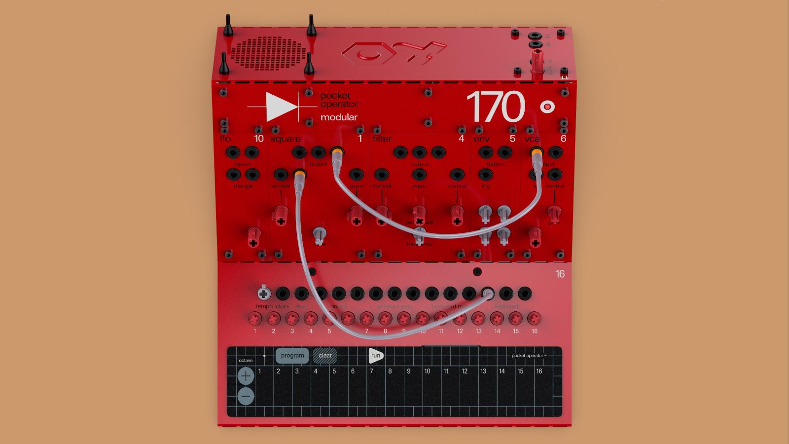 matrixsynth 3 teenage engineering modular synthesizer kits. Black Bedroom Furniture Sets. Home Design Ideas