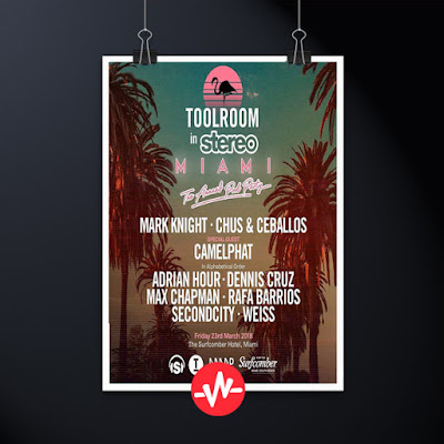 Chus & Ceballos Miami Music Week