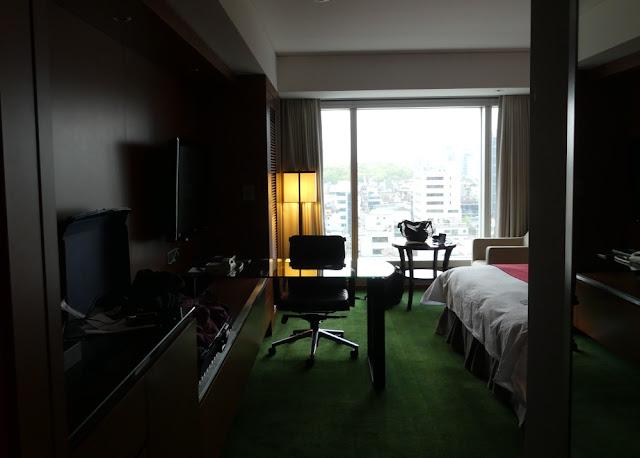 Mein Hotelzimmer im InterContinental Seoul Coex