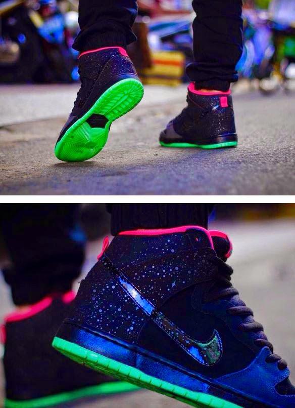 "promo code 5b311 d5fa8 THE SNEAKER ADDICT: Nike SB Dunk High ""Yeezy"" Sample Sneaker ..."