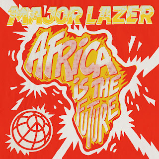 Major Lazer - Africa Is the Future (EP) [iTunes Plus AAC M4A]