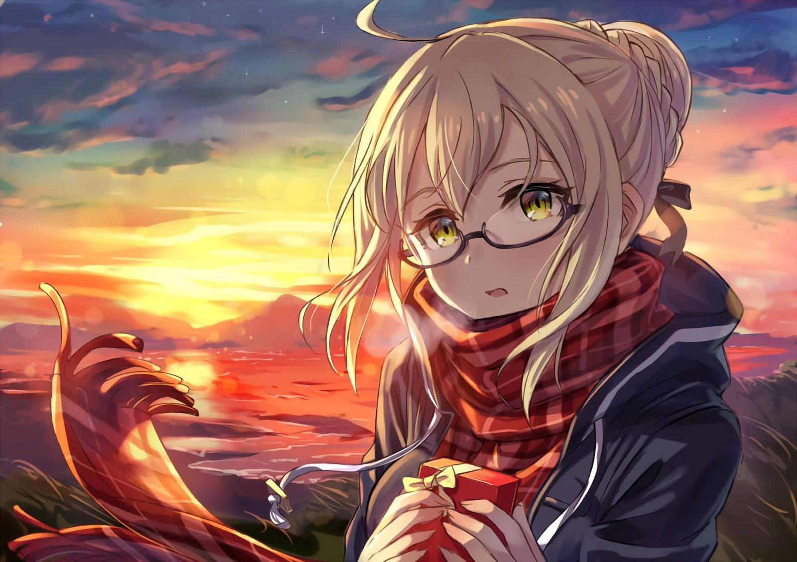 Fate AowVN%2B%252877%2529 - [ Hình Nền ] Anime Fate/GrandOrder tuyệt đẹp Full HD | Wallpaper
