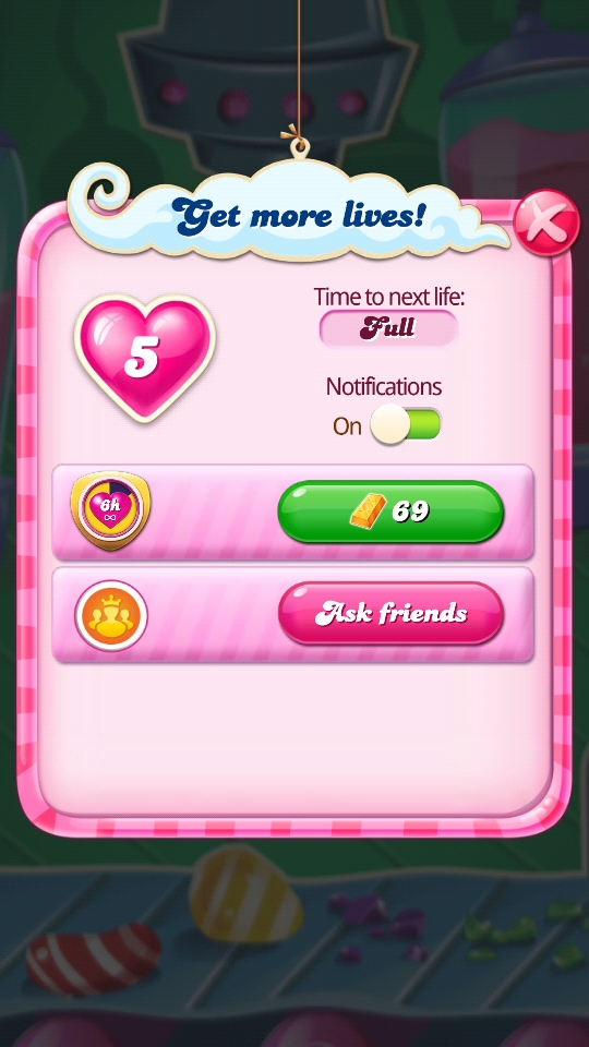 Candy Crush dating