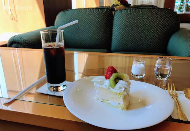 札幌グランドホテルラウンジ Sapporo grand hotel lounge