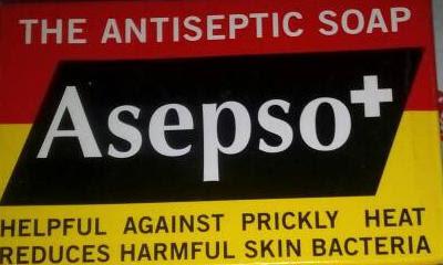 sabun untuk ruam popok bayi asepso